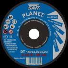 SAIT-PLANET A30Q - Disco Corte 3mm