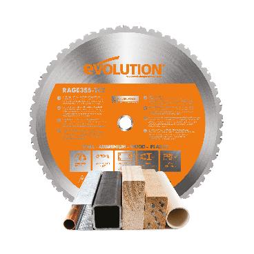 DISCO EVOLUTION - MULTIUSOS